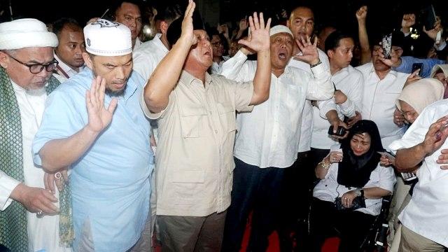 LIPSUS SETAN GUNDUL, Prabowo Subianto