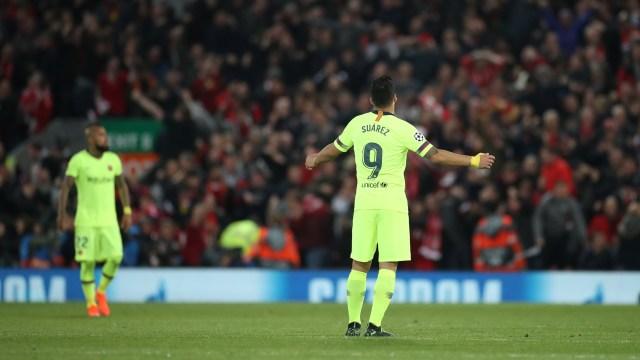 Jelang Copa America, Kekalahan dari Liverpool Masih Hantui Suarez (8734)