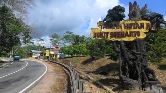 Taman Hutan Raya Bukit Soeharto
