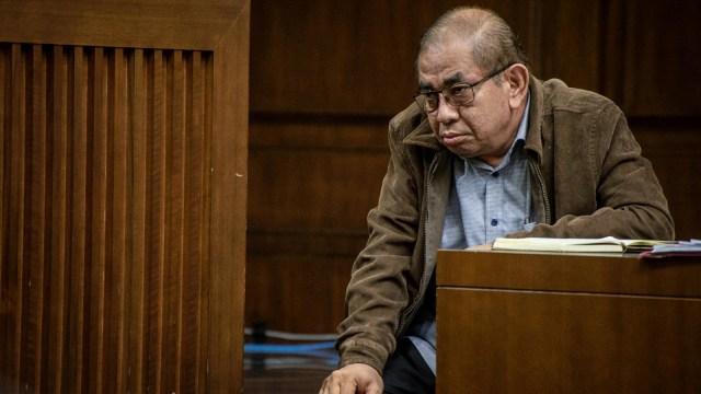 Borak Milton, Kasus Dugaan Suap Limbah Sawit, Tipikor Jakarta
