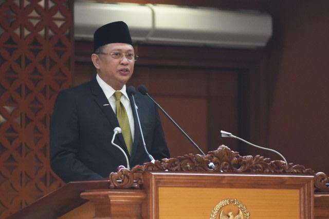 com-Ketua DPR RI Bambang Soesatyo