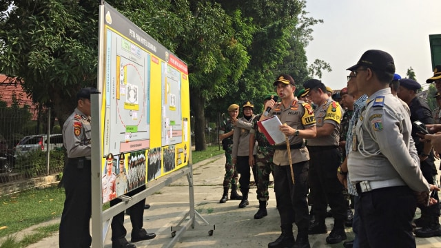 Polisi, Pengamanan, Rapat Pleno