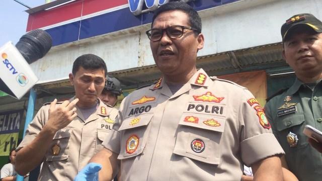 Polisi Duga Penemuan Bom di Konter Ponsel Terkait JAD Lampung-Bekasi (12935)