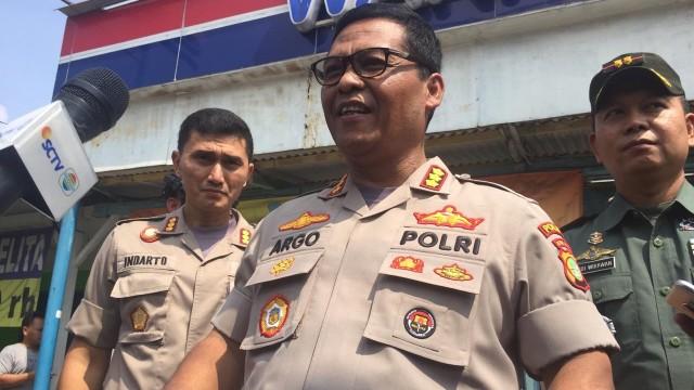 Penemuan mom di Wanky Cell, Bekasi