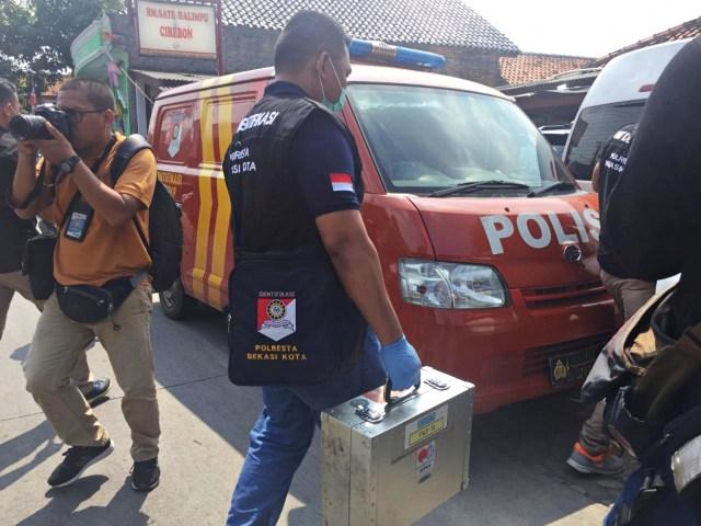 Polisi Duga Penemuan Bom di Konter Ponsel Terkait JAD Lampung-Bekasi (12937)