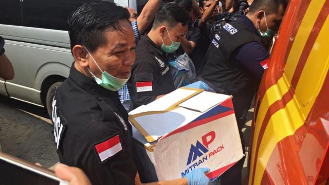 Polisi Duga Penemuan Bom di Konter Ponsel Terkait JAD Lampung-Bekasi (12934)