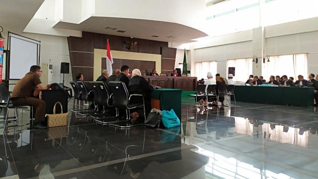 Habib Bahar bin Smith, Sidang Lanjutan, Bandung