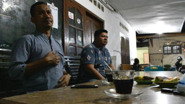 Menengok Tradisi Ramadan di Aceh, Menyesap Kopi usai Tarawih (10861)