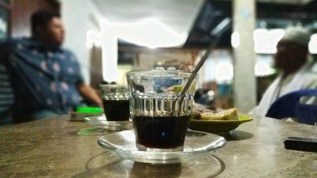 Menengok Tradisi Ramadan di Aceh, Menyesap Kopi usai Tarawih (10862)