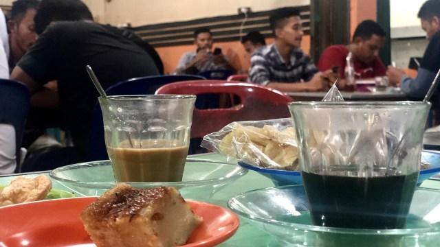 Menengok Tradisi Ramadan di Aceh, Menyesap Kopi usai Tarawih (10864)