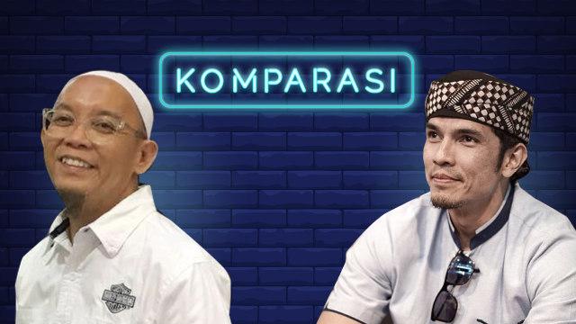 Melihat Perjalanan Hijrah Adrian Maulana dan Jody 'Super Bejo' (7165)