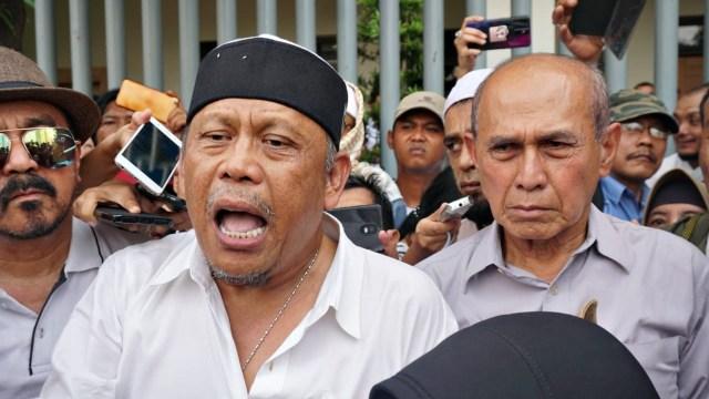 Pendukung Prabowo, Bawaslu, Pemilu, Pilpres, Kivlan Zen, Eggi Sudjana