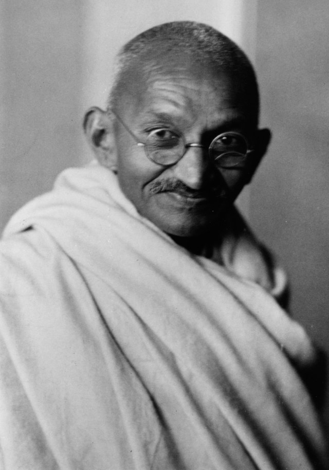 Mahatma Gandhi (NOT COVER)