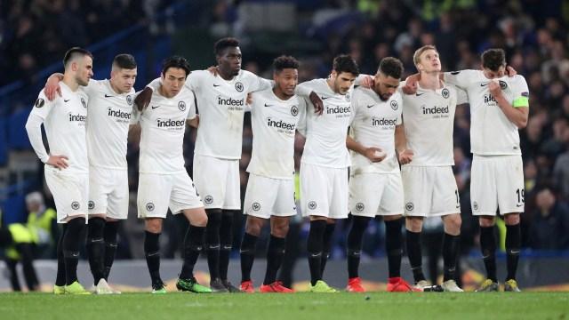 Chelsea, Eintracht Frankfurt
