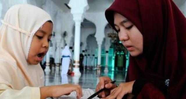 Guru Ngaji dan Madin Keluhkan Dana Insentif Tak Cair (702301)