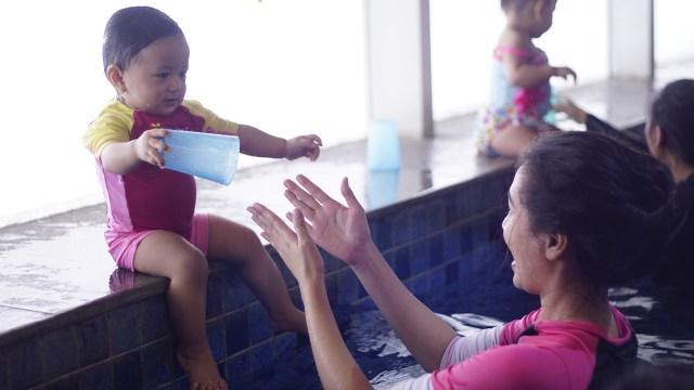 KONTEN SPESIAL, Sibuknya Bayi Hari-hari Kini
