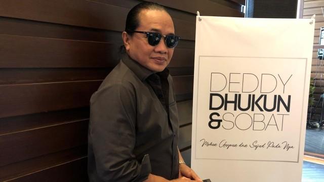 Tak Hanya Album, Deddy Dhukun Akan Bawakan Lagu-Lagu '2D' Lewat Konser (396511)