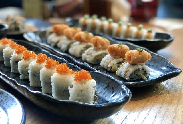 Sushi Tei Resmi Kantongi Sertifikasi Halal Mui Kumparan Com