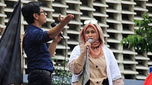 Ragam Aksi 21 Mei di Bawaslu, dari Suharto hingga Neno Warisman (84547)