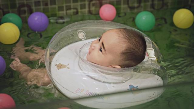 COVER KONTEN SPESIAL, Sibuknya Bayi Hari-hari Kini