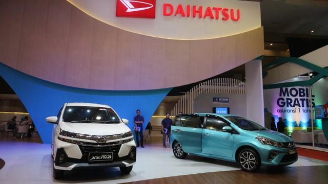 Positif COVID-19, 1 Karyawan Daihatsu Indonesia Meninggal (8048)