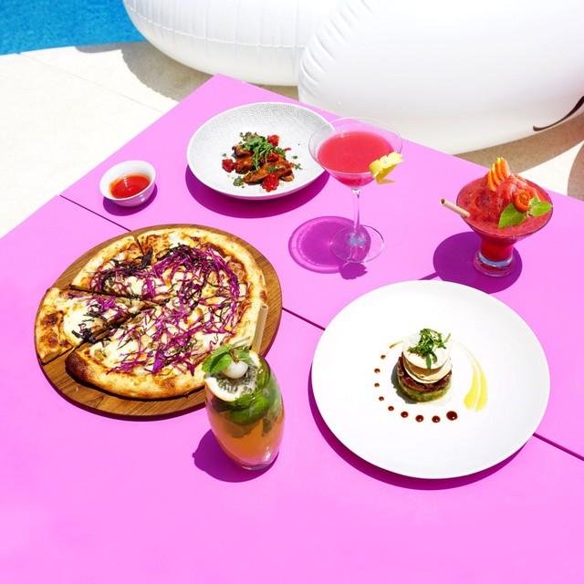 Bersantai di Beach Club Ramah Anak di Flamingo Bali (39372)