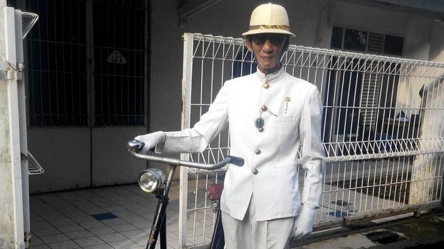 Artis dan komedian Jawa Barat, Rudy Djamil