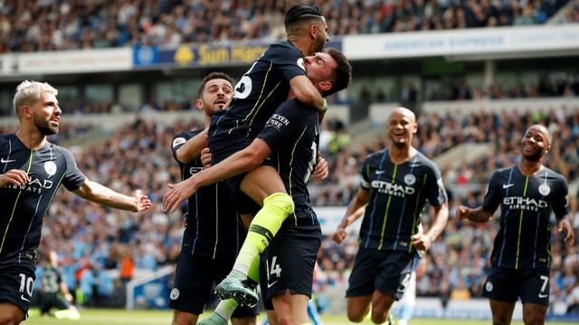 Manchester City, kemenangan Liga Premier