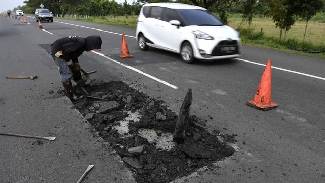 Waspada, Banyak Perbaikan Jalan Tol hingga 25 Juli 2021, Ini Titiknya (1071515)