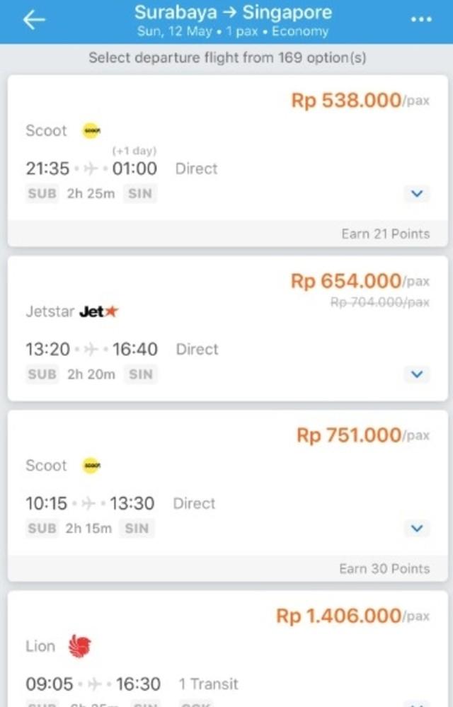 (NOT COVER) Harga tiket pesawat domestik, tiket pesawat internasional