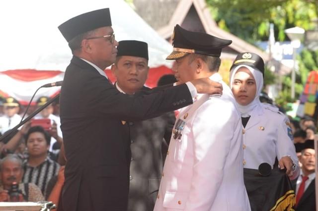 Iqbal Suhaeb Resmi Dilantik Penjabat Wali Kota Makassar (460530)