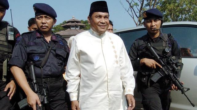 Mantan Gubernur Aceh, Abdullah Puteh