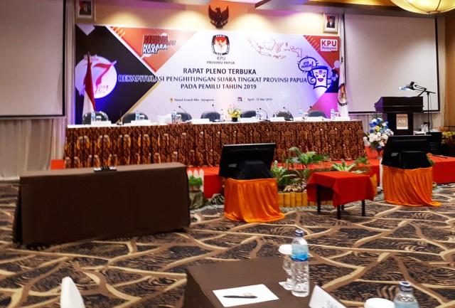 8 Kabupaten Belum Rampung, KPU Papua Manfaatkan Perpanjangan Waktu (462544)