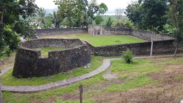 Menyelisik Situs Sejarah Benteng Oranye - kumparan.com