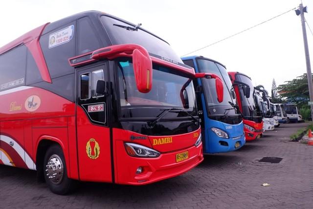 Perum Damri Siapkan 114 Bus untuk Angkutan Lebaran 2019 (330872)