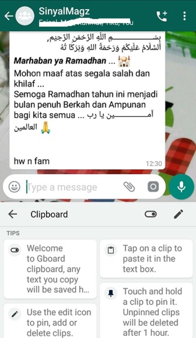 Berita XL: Seru-seruan dengan Fitur WhatsApp (30631)