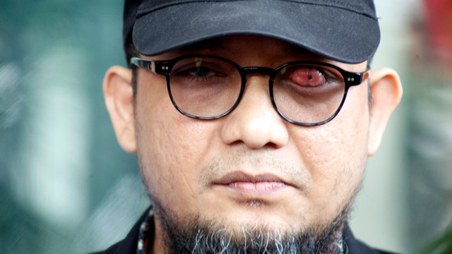 LIPSUS, Gejolak Senyap KPK, Penyidik Senior Komisi Pemberantasan Korupsi (KPK) Novel Baswedan