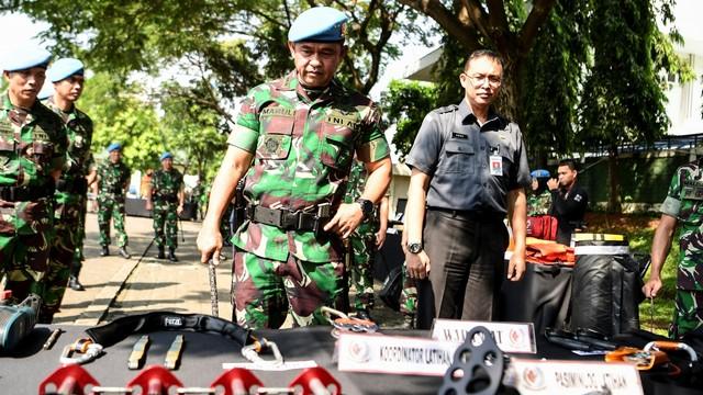 Gelar Pasukan Pengamanan Presiden Terpilih, Paspampres, Pemilu 2019