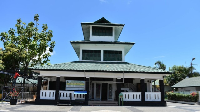 Masjid Tgk Di Anjong, Asal Muasal Aceh Dapat Julukan Serambi Makkah (128314)