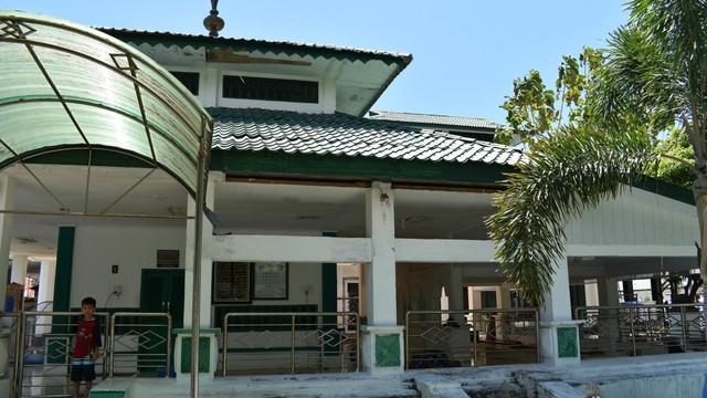 Masjid Tgk Di Anjong, Asal Muasal Aceh Dapat Julukan Serambi Makkah (128316)