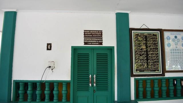 Masjid Tgk Di Anjong, Asal Muasal Aceh Dapat Julukan Serambi Makkah (128317)
