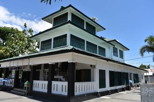 Masjid Tgk Di Anjong, Asal Muasal Aceh Dapat Julukan Serambi Makkah (128321)