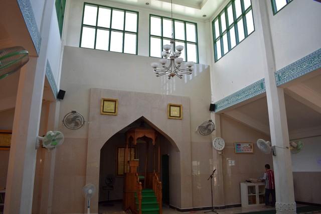 Masjid Tgk Di Anjong, Asal Muasal Aceh Dapat Julukan Serambi Makkah (128323)