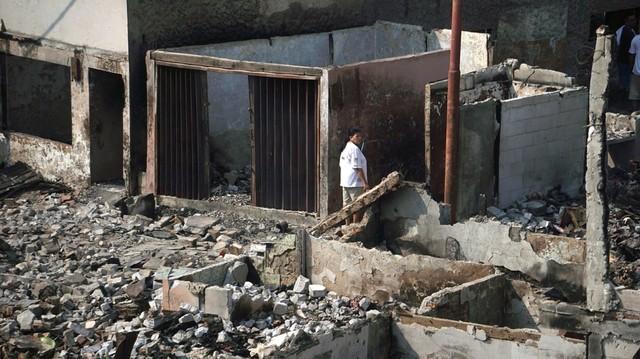 Warga Korban Kebakaran Kampung Bandan Tolak Rencana Anies Bangun Rusun (19913)