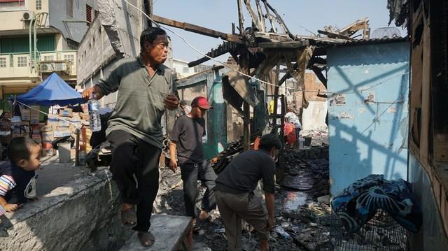 Warga Korban Kebakaran Kampung Bandan Tolak Rencana Anies Bangun Rusun (19914)