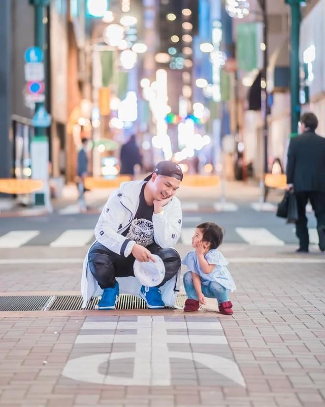 Glenn Alinskie di Jepang