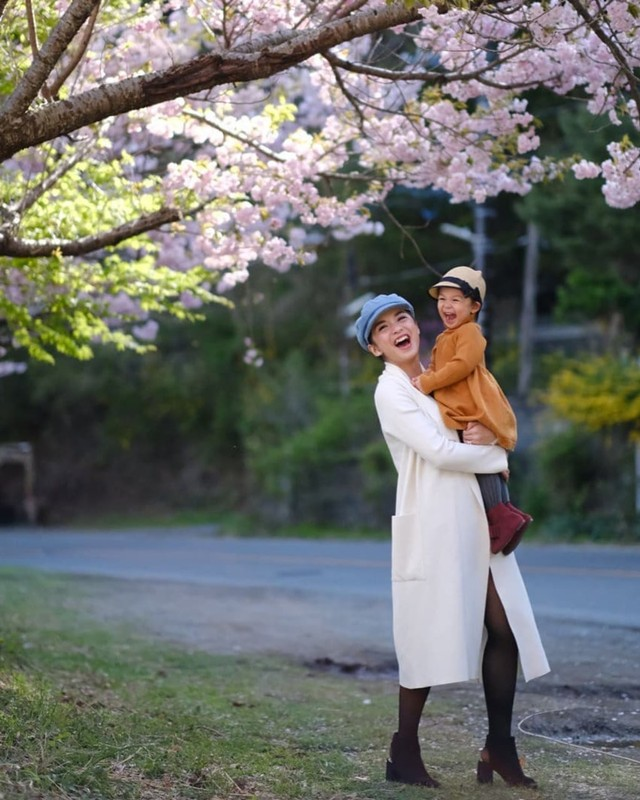 Chelsea Olivia di Jepang