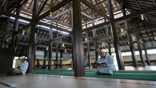 Masjid Tertua, Masjid Tuha Indrapuri, Aceh