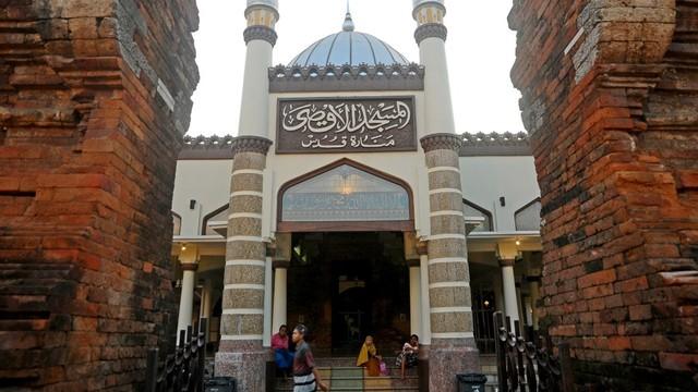 Masjid Tertua, Masjid Menara Kudus, Jawa Tengah