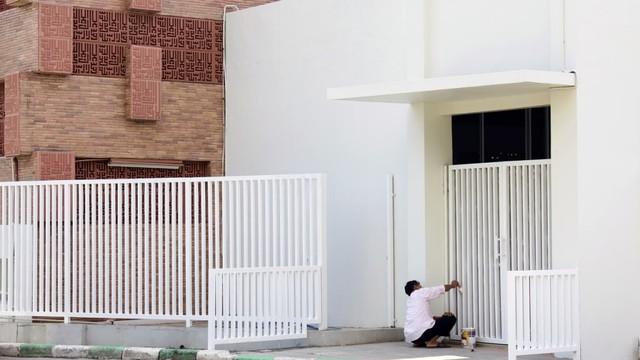 Masjid Arsitektur Berbentuk Kabah